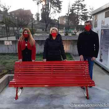 L' 8 Marzo di Vergiate e Solbiate Arno: inaugurate tre panchine rosse - VareseNoi.it