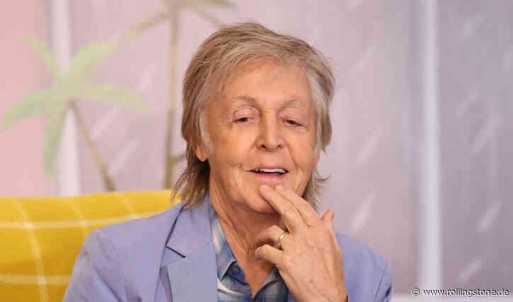 "Paul McCartney: Neues Album ""McCartney III Imagined"" erscheint im April - Rolling Stone"