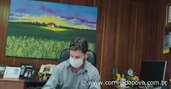 Alegrete firma adesão ao consórcio de compra de vacinas - Jornal Correio do Povo
