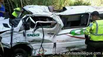 ¡Sábado Fatal! Tres muertos en accidente entre Honda y Guaduas - Ondas de Ibagué