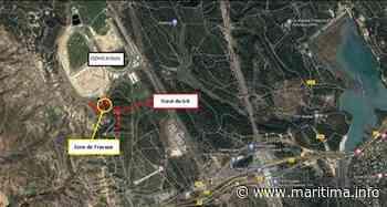 Vitrolles : le chemin de Grande Randonnée est temporairement coupé pour cause de travaux - Vitrolles - Vie des communes - Maritima.info