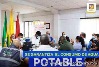 Se garantiza consumo de agua potable para Santander de Quilichao – Proclama del Cauca Noticias - Proclama del Cauca