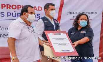 Piura: otorgan a municipalidad de Catacaos más de un millón por cumplimiento de metas - El Regional