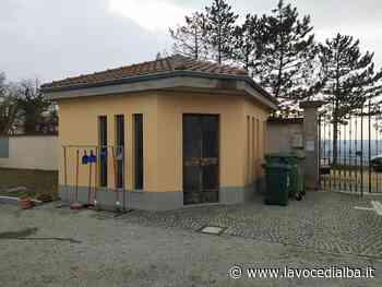 Effettuati i lavori al cimitero di Monchiero per abbattere le barriere archiettetoniche - LaVoceDiAlba.it