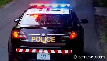 Two sent to hospital following head-on crash in New Tecumseth Monday morning – Barrie 360 - Barrie 360
