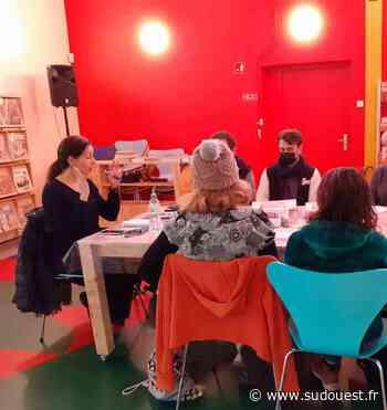 Andernos-les-Bains : un atelier d'écriture original - Sud Ouest