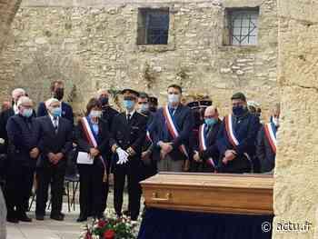 Près de Montpellier. Obsèques de l'ex-maire de Castries : une gerbe du président de la République - actu.fr