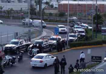 Agreden a tiros a polis estatales para huir en Angelópolis - Reto Diario