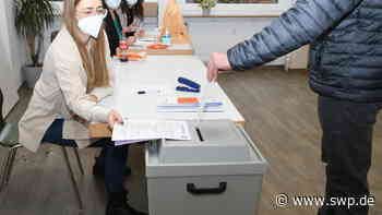 Landtagswahl Wahlkreis 61 Eningen/Lichtenstein: CDU abgelöst: In Lichtenstein gibt es eine neue stärkste Partei - SWP
