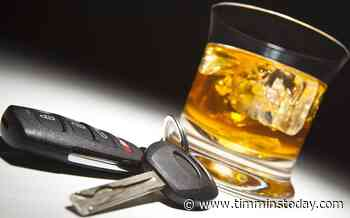 Crash leads to impaired driving charges east of South Porcupine - TimminsToday