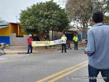 En Baranoa (Atlántico) se hartaron de pagar el peaje y el Alcalde les ayudó a abrir otra vía - RCN Radio