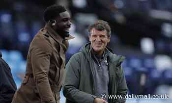 Micah Richards jokes he is ready to follow Roy Keane to Celtic after reports linking him to the job