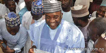Dutse stands still for FCT FA boss Adam Mouktar Mohammed to revalidate APC membership - SCORE NIGERIA