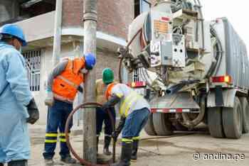 Sector Vivienda transfiere recursos para reparar alcantarillado de Tambopata y Laberinto - Agencia Andina