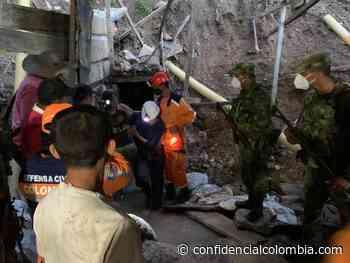 Rescatados los 14 mineros en Barranco de Loba   - Confidencial Colombia
