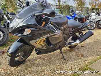 Suzuki HAYABUSA 1300 2009 à 6500€ sur CROSNE - Occasion - Motoplanete