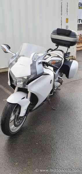 Honda VFR 1200 F 2010 à 5490€ sur MONTLUCON - Occasion - Motoplanete