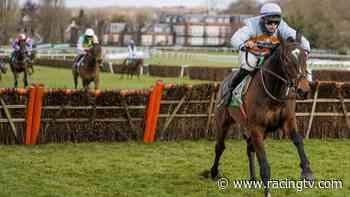Beauport bags Grade Three honours in Sandown contest - Racing TV