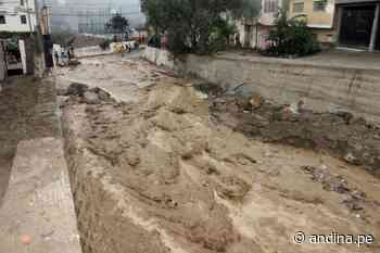 Lambayeque: autoridades inician acciones de respuesta en distritos Salas y Chongoyape - Agencia Andina