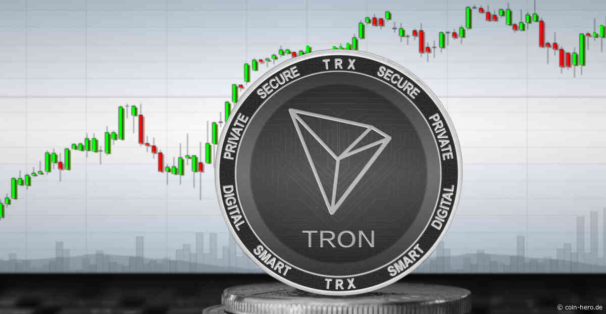 Tron (TRX) Kurs könnte auf 0,043 US-Dollar fallen | Coin Hero - Coin-Hero