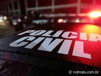 Homem é assassinado com tiros na cabeça em Barra Velha - ND Mais