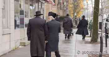 Montreal police called to religious gathering of 100 people in Outremont - Globalnews.ca
