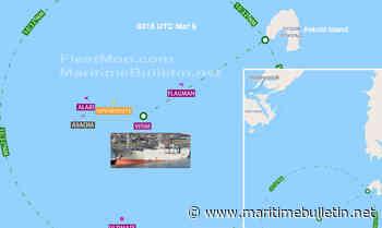Fishing vessel on fire off Vladivostok, 30 crew rescued - Maritime Bulletin