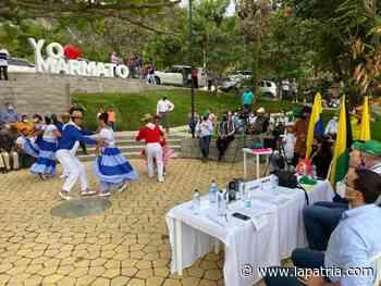 Tras 483 años, Marmato (Caldas) por fin tiene parque - La Patria.com