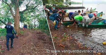Hombre muere tras ir a pescar a la laguna, en Catemaco - Vanguardia de Veracruz