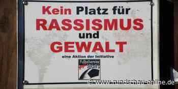 Pinke Herzen gegen Rassismus: Kreissportbund Engelskirchen nimmt an Aktionswoche teil - Kölnische Rundschau
