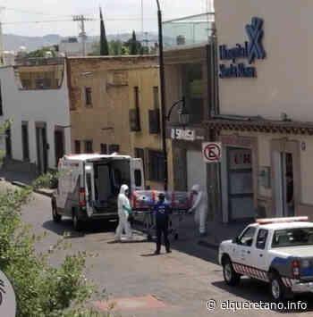 Hospital Santa Rosa de Viterbo confirma caso sospechoso de COVID-19 - El Queretano
