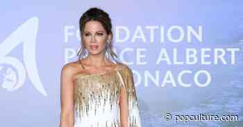 Kate Beckinsale Shows off New Dramatic Hair Color in Ab-Baring Photo - PopCulture.com