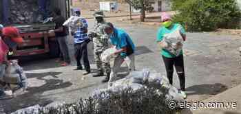 Entrega del CLAP en Camatagua benefició a 7 mil 870 familias - Diario El Siglo