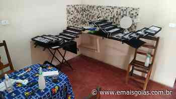 Polícia fecha clínica oftalmológica clandestina em Porangatu - Mais Goiás