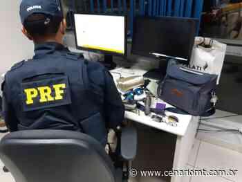 PRF prende assaltantes que praticavam assaltos em Nossa Senhora do Socorro/SE - CenárioMT