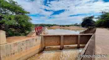 Lambayeque: rehabilitan bocatoma y canal Huaca de la Cruz en río La Leche LRND - LaRepública.pe