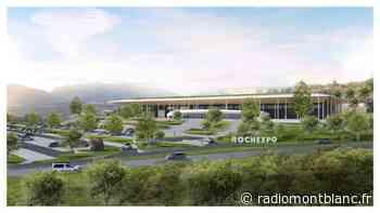 La Roche-sur-Foron : Rochexpo pousse ses murs pour monter en gamme - Radio Mont Blanc