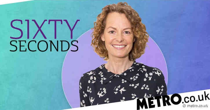 Kate Humble on nude camping at off-grid holiday cabin in
