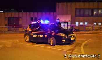Danneggia un distributore di benzina, denunciato un uomo dai carabinieri di BIbbiena - ArezzoWeb