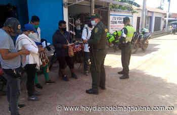 Autoridades intervienen los municipios de Guamal, Salamina y Algarrobo - HOY DIARIO DEL MAGDALENA