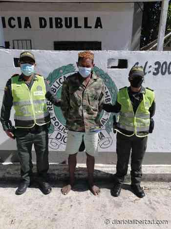Capturado violador en Dibulla - Diario La Libertad