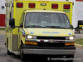 Man dies after car ends up in ditch on highway near Repentigny - Montreal Gazette