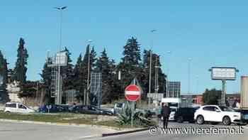 Porto San Giorgio:Automobilisti in difficoltà per il passaggio della Tirreno Adriatico 2021 - Vivere Fermo
