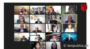Universidad César Vallejo realizó con éxito el XIII Encuentro de Directores - LaRepública.pe
