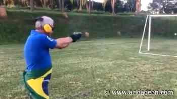 Em vídeo, empresário de Artur Nogueira ameaça Lula com arma - ACidade ON