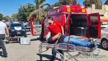 Chocan 2 motos en La Cruz de Elota y resultan tres hombres lesionados - LINEA DIRECTA