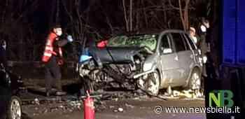 Violento frontale a Crevacuore: La vittima è un 43enne di Coggiola - newsbiella.it