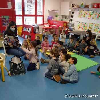 Eysines : les bibliothécaires s'invitent à l'école maternelle - Sud Ouest