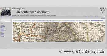 Neues von der Genealogie der Siebenbürger Sachsen - Siebenbürgische Zeitung