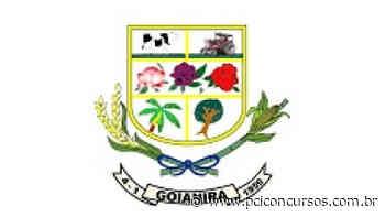 Edital de Processo Seletivo é divulgado pela Prefeitura de Goianira - GO - PCI Concursos